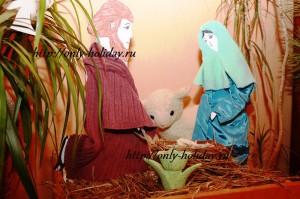 История Рождества Христова для детей