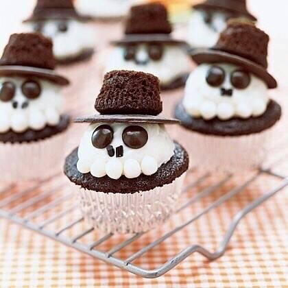 Рецепты блюд на Хэллоуин 2014