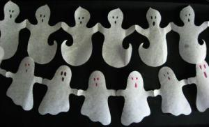 Привидения из бумаги