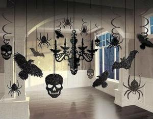 Как украсить дом на Хэллоуин?