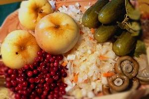 Особенности питания в пост
