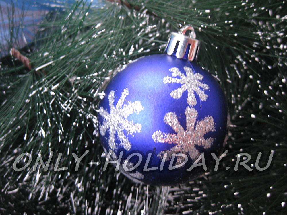 Как украсить елку на Новый год 2015
