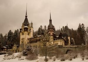 Новый год в Румынии