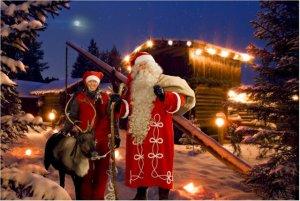 Запоминающийся Новый год в Финляндии