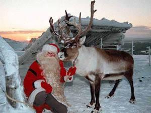 Финляндия на Новый год