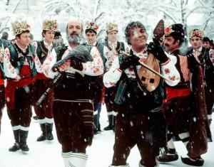 Новый год в Болгарии
