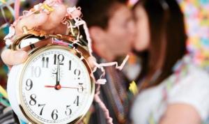 Романтический вечер на Новый год 2015