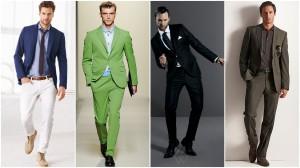 Мужские костюмы для нового года