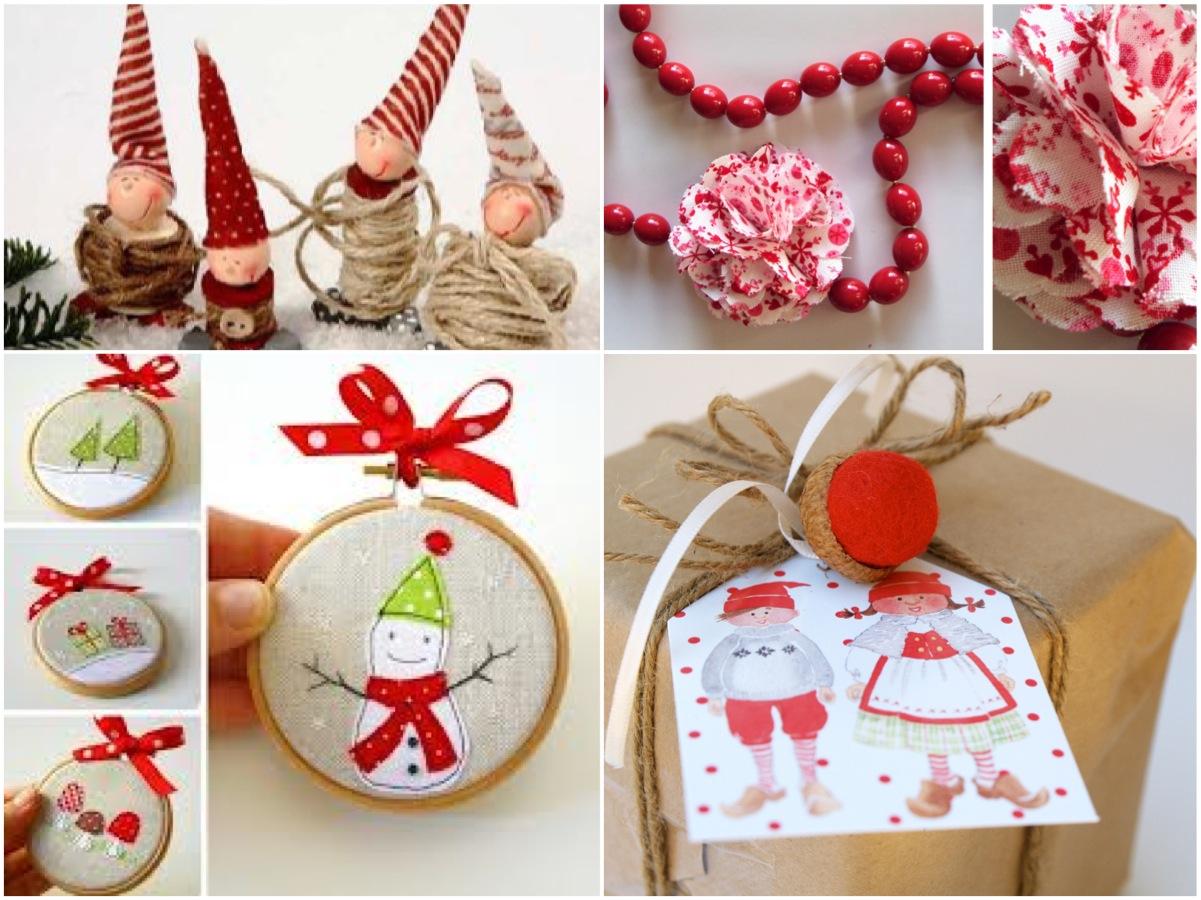 Оригинальное оформление новогодних подарков