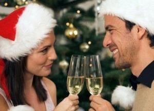Романтический новогодний вечер