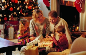 Новый год в кругу семьи