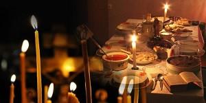 Правила питания в пост перед Пасхой