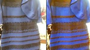 Скандальное платье: какого оно цвета
