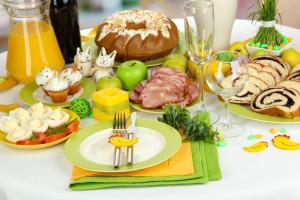 Рецепты для пасхального стола