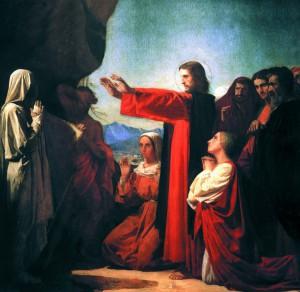 Праздник Воскресение Лазаря