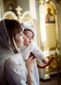 Какого числа крестить ребенка