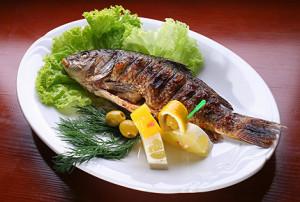 блюда из рыбы простые