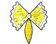 бабочки из цитрусовых3