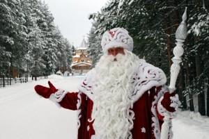 отдых на новый год в россии