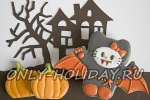 Печенье на Хэллоуин: рецепт с фото