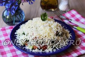Рецепт шопского салата