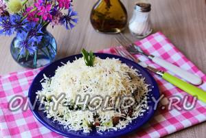 Шопский салат – рецепт