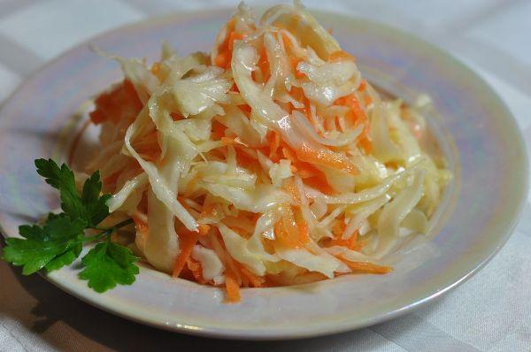 капуста по-корейски рецепт в домашних условиях