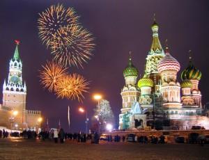 какая погода будет на Новый год 2016 в Москве