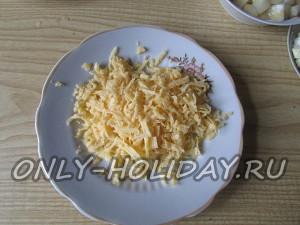 сыр натереть для салата Обезьянка