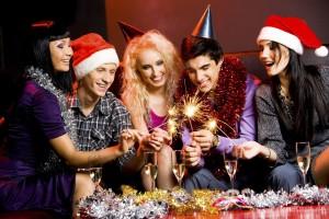 Конкурсы на новый год для детей и взрослых в домашних условиях 2017