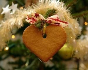 печенье игрушка на елку
