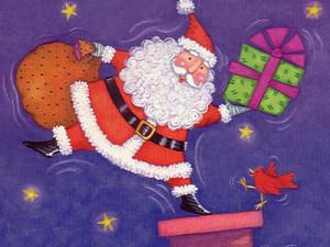 Стихи про Новый год в детском саду 4-5 лет