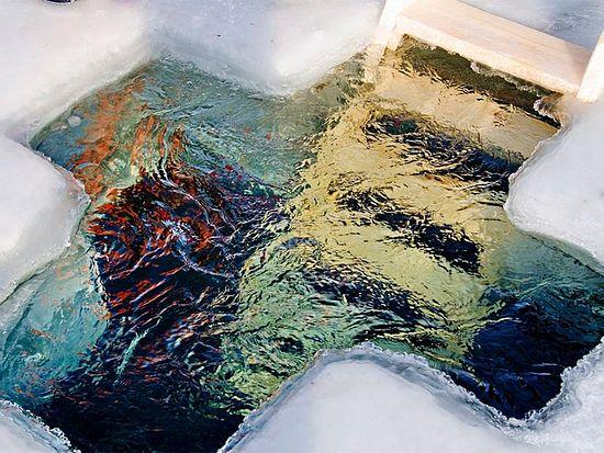 , когда купаться в Крещение в 2017 году в проруби