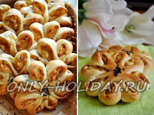 Пирожки с картошкой в духовке: пошаговый рецепт с фото