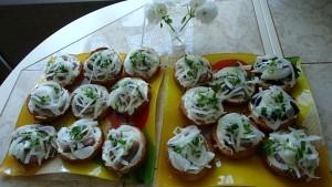 Бутерброды с селедкой, рецепты с фото простые и вкусные