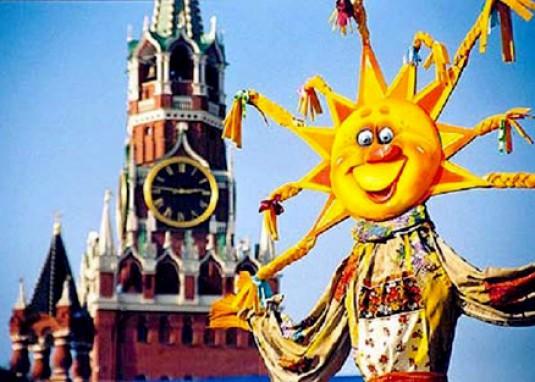 масленица в москве 2016