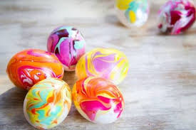 Когда красить яйца на Пасху 2017