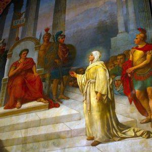 Библейская сцена