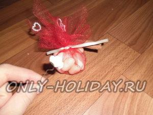 Как сделать свадебные бонбоньерки своими руками для гостей