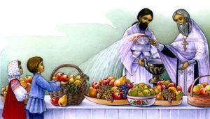 Традиции и обычаи Яблочного Спаса