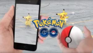 Pokemon Go в России