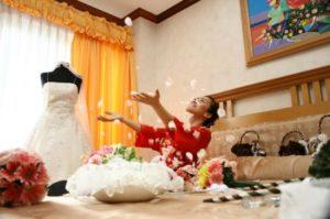 Выкуп на свадьбу: прикольный сценарий