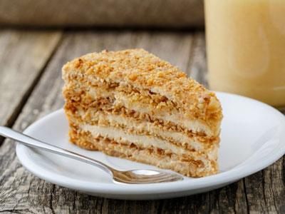 Классический торт Медовик, пошаговый рецепт с фото