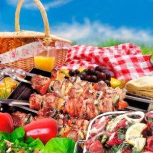 закуски на пикник