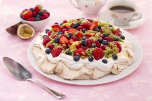 Торт «Анна Павлова», рецепт