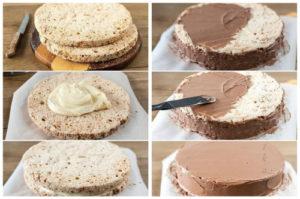 Торт «Киевский»- рецепт с фото пошагово дома