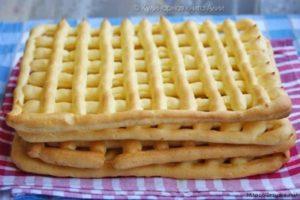 Торт «Тропиканка» с заварным тестом, пошаговый рецепт коржи