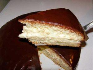 Торт «Чародейка»- пошаговый рецепт
