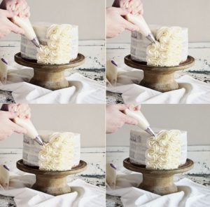 рецепт белкового крема