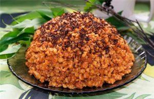 Торт «Муравейник»: рецепт с фото пошагово